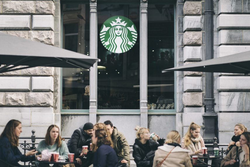 Nightingale Starbucks Antwerp Opening