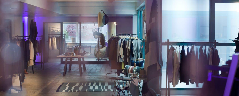 Nightingale Open Days showroom