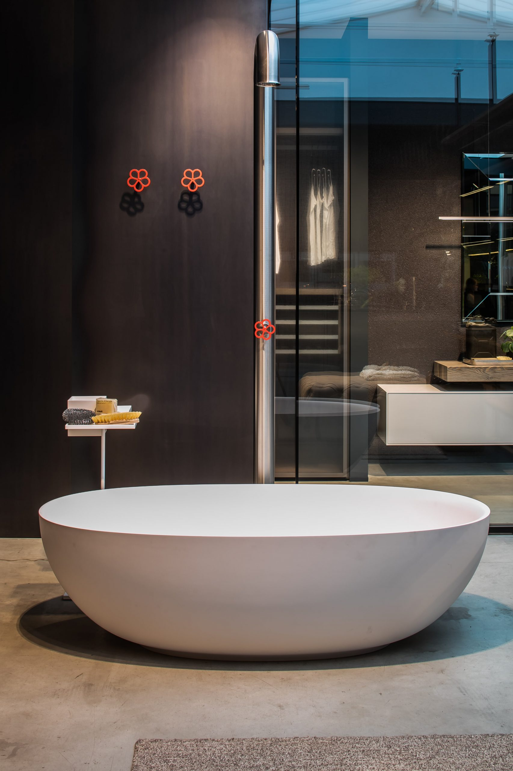 Boffi Antwerp Showroom bathtub