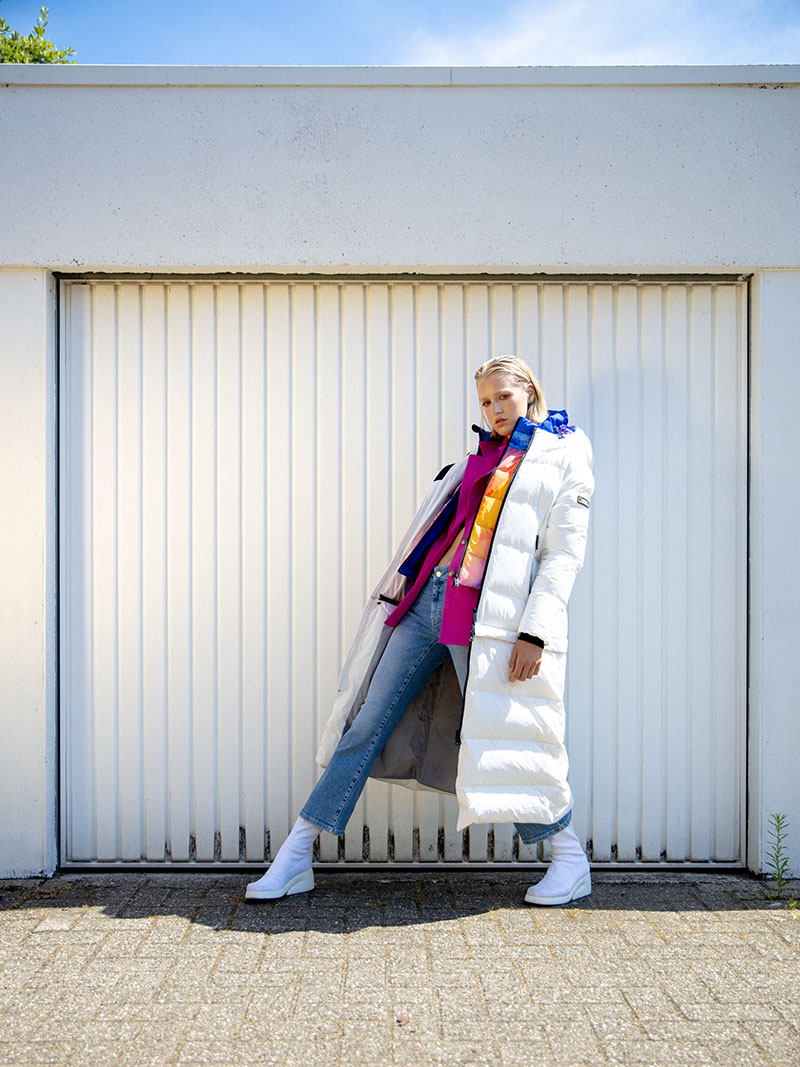 Nightingale-nationalgeographic_fall_winter_2020_white_pufferjacket_multicoloured_womenswear