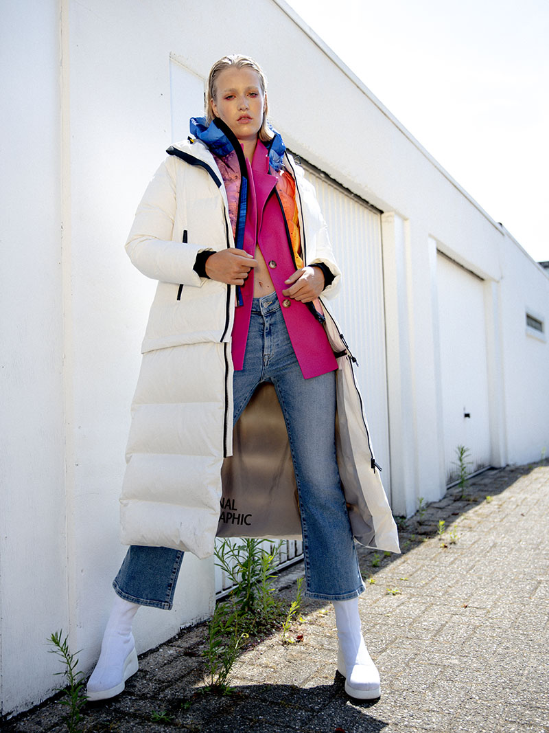 Nightingale-nationalgeographic_fall_winter_2020_white_ski_coat_pink_womenswear